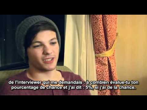 Interview de Louis (vevo live) - VOSTFR