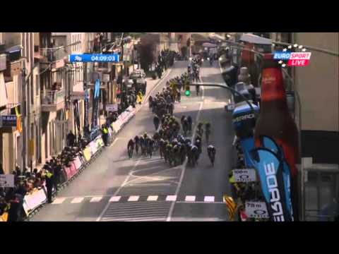 La Volta Ciclista a Catalunya 2014 - Stage 1 - finish