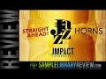 Review Straight Ahead Jazz Horns by Impact Soundworks