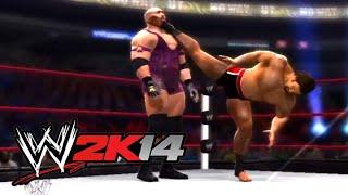 WWE2k14 Rusev Vs Ryback