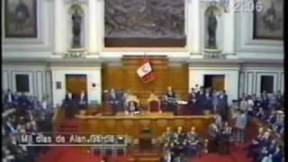 1000 Dias De Gobierno De Alan Garcia (parte 1/5)
