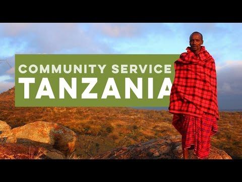 Community Service Tanzania - Putney Student Travel
