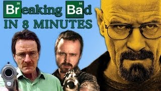 Breaking Bad In 8 Minutes (Spoiler Recap)