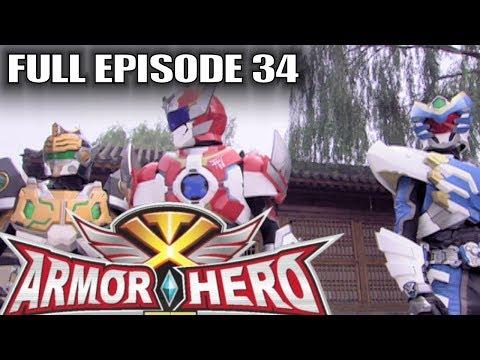 Armor Hero XT 34 - Official Full Episode (English Dubbing & Subtitle)