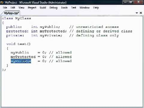 C++ Programming Tutorial Complete - YouTube