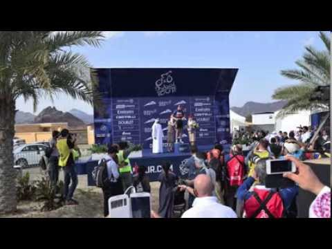 Dubai Tour Stage 3 podcast - UCI Asian Tour 2014