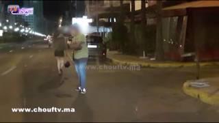 الدعارة في الشارع العام بكازا ليلا  