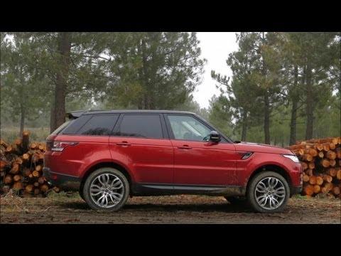 Range Rover Sport - Prueba en Portalcoches