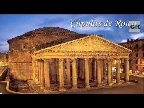 Cúpulas de Roma / Domes of Rome [IGEO.TV]