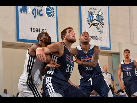 NBA Summer League: Oklahoma City Thunder vs Brooklyn Nets Recap