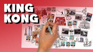 King Kong una leyenda Made in Hollywood