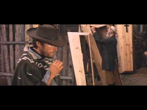 7. A Fistful Of Dollars  (Sergio Leone, 1964)