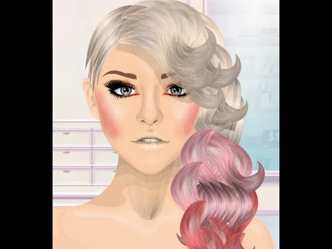 Stardoll Make-Over: Brave FacePaint (2), I made another video using the brand Brave FacePaint. Im using the facepaint as eye shadow again :D Hope you like it! Btw I'm selling WIGS! Go to my starbaza...