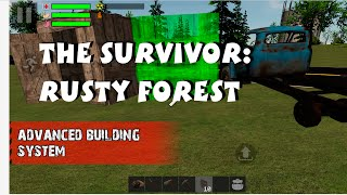 The Survivor: Rusty Forest Android HD Gameplay Trailer