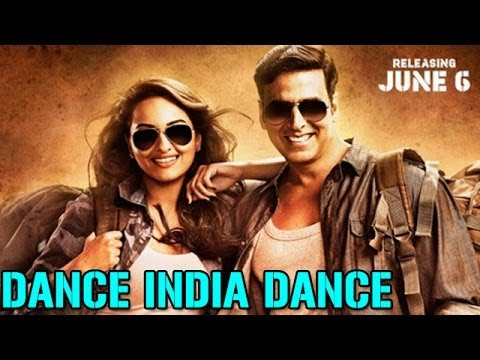 Dance India Dance : HOLIDAY movie stars Akshay Kumar and Sonakshi Sinha on the SHOW | FULL EPISODE