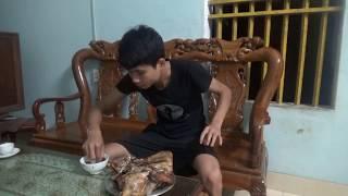 VỊT HẤP MUỐI ( VỊT CHÍN KHÔNG CẦN NƯỚC ) CÁCH HẤP VỊT NGON NHẤT /  Steamed duck with salt
