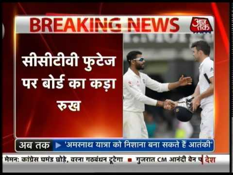 Jimmy Anderson to face hearing on Aug 1 over Ravinder Jadeja spat