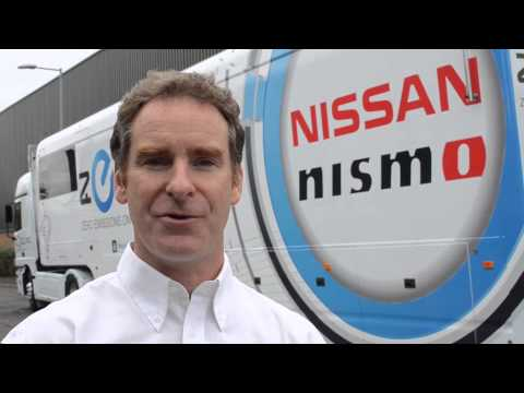 Nissan ZEOD RC - Crash Test