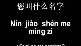 Aprende chino. Lección 3