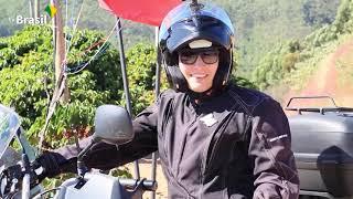 EBC TV Brasil - Sobre Duas Rodas -  Circuitos das Águas (trecho de Serra Negra)