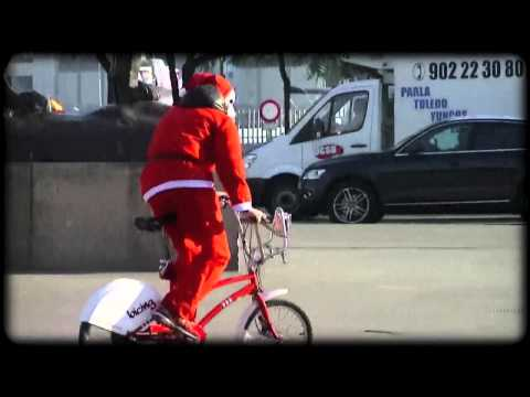 CETA: Christmas video - Coolest Santa on Earth