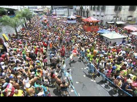 Melhores Momentos do Carnaval 2014 [Sábado - 01.03.14]