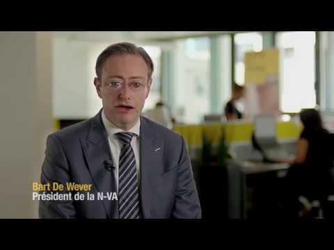 Bart De Wever version têtes a claques