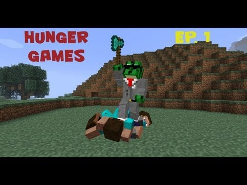 MINECRAFT - Hunger Games - ep.1 - Un video diverso?!