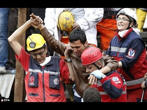 BREAKİNG NEWS..MINING DISASTER .. 232 miners have died and more like dead ..