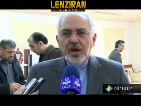 UN Withdrawal of invitation of Geneva 2 : Who is the liar , Javad Zarif or UN Secretary General ?