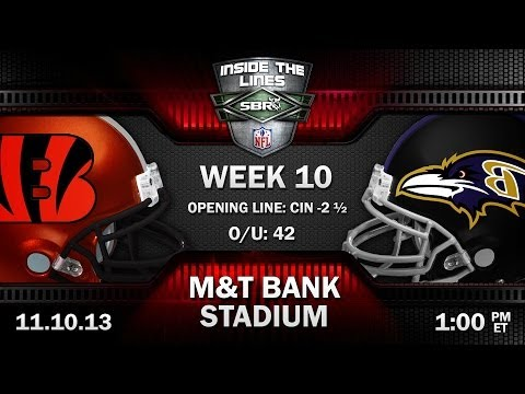 Cincinnati Bengals vs Baltimore Ravens NFL Week 10 Preview | NFL Picks w Jeff Cadillac, Peter Loshak