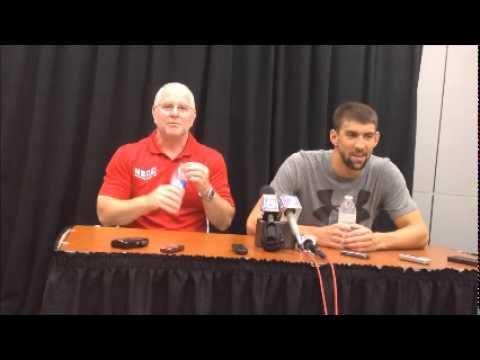 Michael Phelps Bob Bowman NBAC