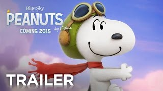 Peanuts Movie in 3D