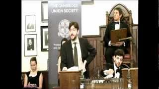 Cambrige Union Society: Religion Debate - Dawkins, Copson, Ahmed vs Williams, Ramadan, Murray