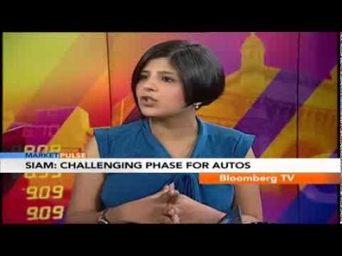 Market Pulse- Challenging Phase For Autos: SIAM