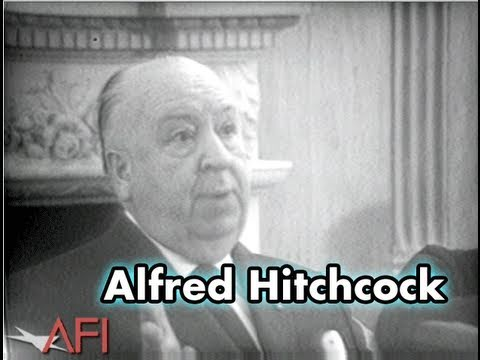 Alfred Hitchcock: The Difference Between Mystery & Suspense