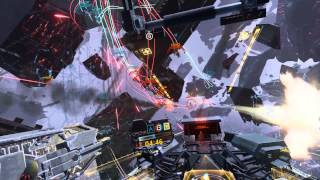EVE: Valkyrie Gameplay B-Roll (E3 2015)