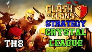 Clash Of Clans: CRUISING TO CRYSTAL LEAGUE! Getting To