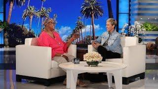 Ellen Surprises One of the Show's Most Memorable Guests