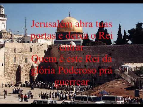Hino de jerusalem/voz da verdade