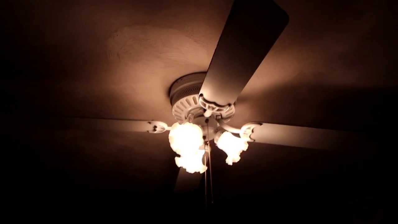 Hampton Bay Chatham Ceiling Fan