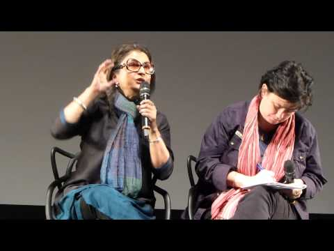 Rencontre avec Aparna Sen - 17 novembre 2013