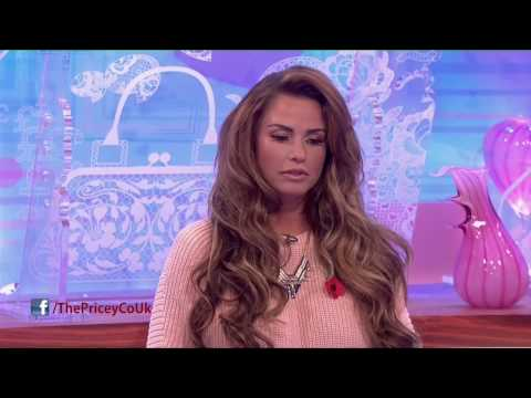 Katie Price on Loose Women 06-11-2013