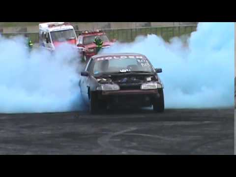 WAZSLD HOLDEN BUICK V6 VR COMMODORE BURNOUT 2 AT WSID 30 8 2015
