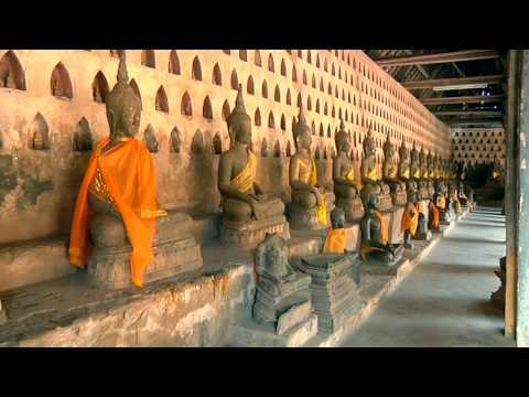 Сатьяван. Лаос - страна буддистских монастырей