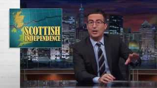 John Oliver: Scottish Independence