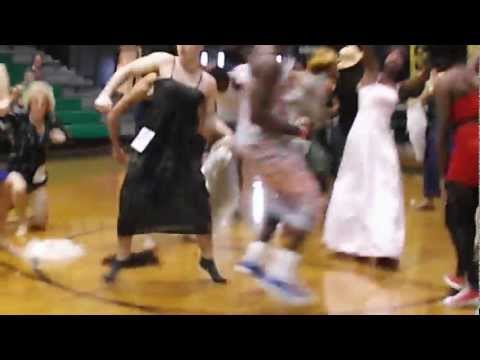 B.C.H.S Womanless Beauty Pageant Harlem Shake!!!