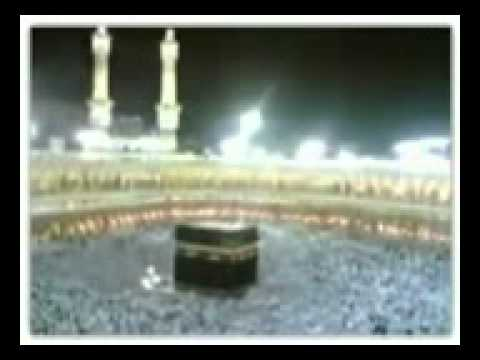 MIRACALES OF ALLAH ANGEL ON KHANA KABAH