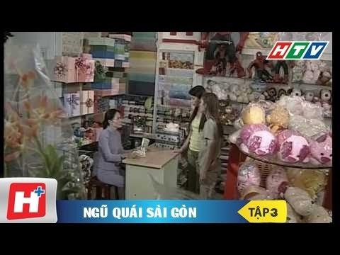 Ngũ quái Sài Gòn - Tập 03 | Phim Hành Động Việt Nam Hay Nhất 2017