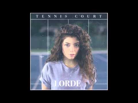 Tennis Court Album Cover Traffic Club